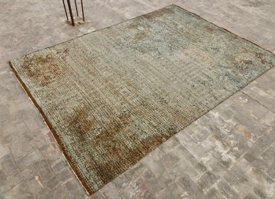 Contemporary carpets - PRINT ON PRINT (Eclectica Collection) - BATTILOSSI