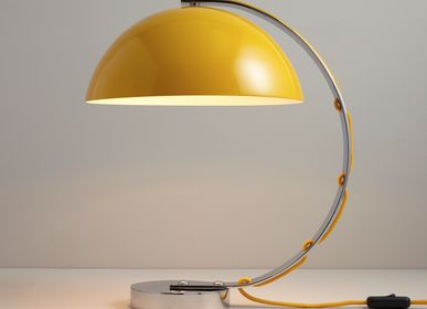 Table lamps - London Table Light, Yellow - ORIGINAL BTC