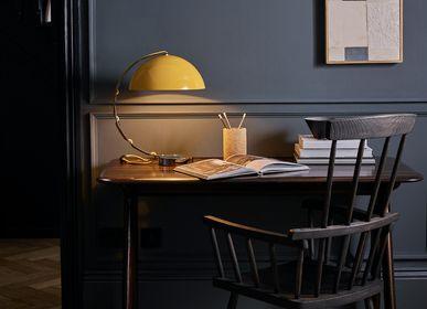 Lampes à poser - Lampe de table London, Jaune - ORIGINAL BTC
