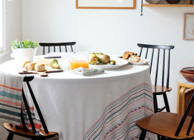 Table linen - WATAMU linen tablecloths and towels - LAPUAN KANKURIT OY FINLAND