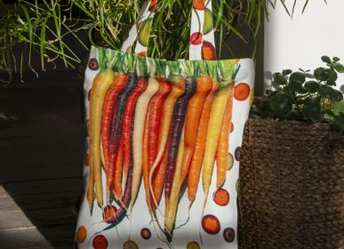Bags and totes - Carrots Graphic tote bag  - MARON BOUILLIE