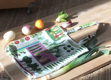 Homewear - Tote Bag Vegetable garden - MARON BOUILLIE