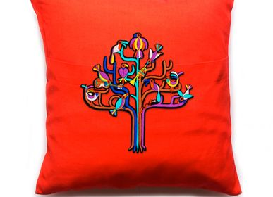 Cushions - Cushion - Tree of life - MACON & LESQUOY