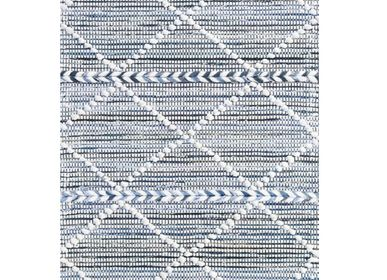 Rugs - DENIM DIAMOND RUG  - MEEM RUGS