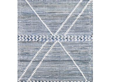Rugs - DENIM TRIBAL RUG  - MEEM RUGS