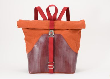 Bags and totes - CANVAS BRIDELE BACKPACK - SHION