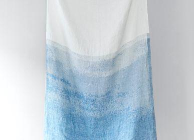 Bath towels - SAARI linen towel - LAPUAN KANKURIT OY FINLAND