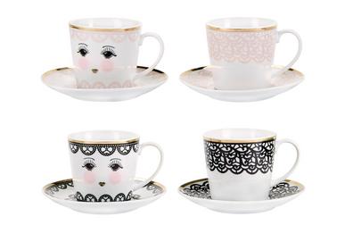 Accessoires thé et café - Coffret à café - MISS ETOILE