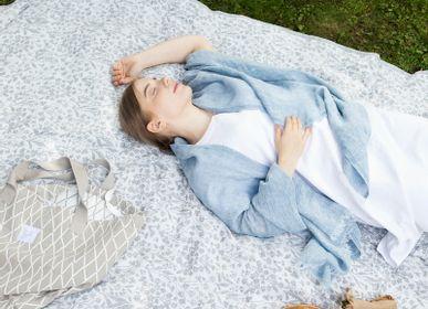 Scarves - HALAUS linen scarf - LAPUAN KANKURIT OY FINLAND