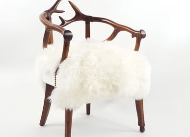Armchairs - Stag Armchair - LOUIS ROITEL