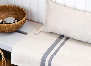 Other bath linens - LAUANTAI linen sauna cover - LAPUAN KANKURIT OY FINLAND