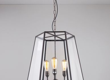 Hanging lights - Extra Large Hex Pendant - ORIGINAL BTC