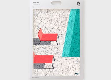 Affiches - Affiches / Illustrations - Architecture - Ana Popescu - SERGEANT PAPER