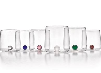 Verres - Bilia - tumbler, bottle, finger food - ZAFFERANO