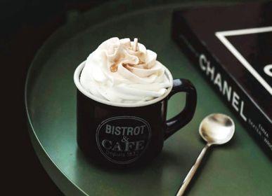 Bougies - Mug Cocooning Caramel - PROVENCE CHIC