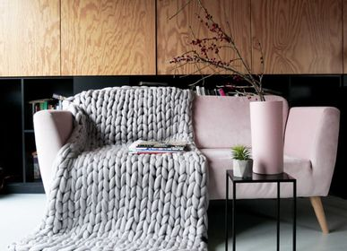 Throw blankets - Hygge Bedcover - PANAPUFA