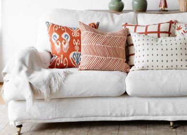 Fabric cushions - Linen Cushions - Rama - CHHATWAL & JONSSON