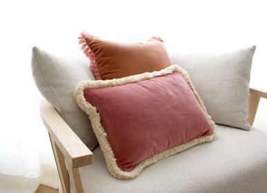 Fabric cushions - VELVET DELUXE velvet cushions - MY FRIEND PACO