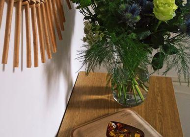 Objets de décoration - Vide poche carré (25x25cm) - ARECABIO
