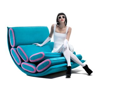 Sofas for hospitalities & contracts - OPS SOFA - SEDES REGIA