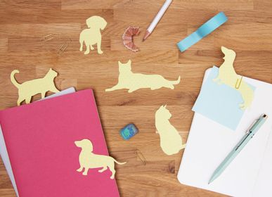 Stationery - Cat & Dog Sticky Notes - SUCK UK