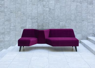 Sofas for hospitalities & contracts - SLIT SOFA - SEDES REGIA