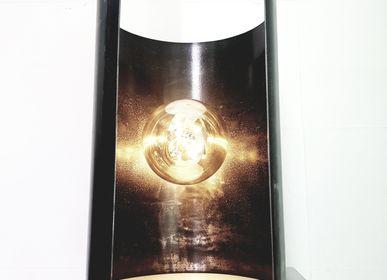 Objets design - Lampe demi-lune - ESPRIT MATIERES