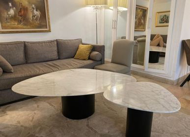 Coffee tables - Galet/ Coffee Table - ATMOSPHÈRE INTÉRIEURE