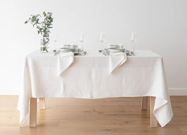 Table cloths - LinenMe Lara Tablecloth and Napkins - LINENME