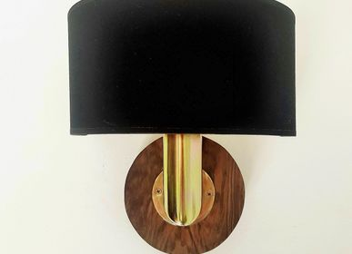 Decorative objects - Club Wall Lamp - ESPRIT MATIERES