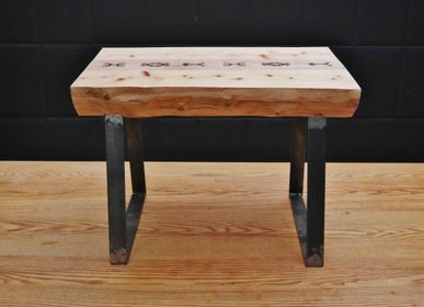 Coffee tables - TRIBUTE coffee table - ESPRIT MATIERES