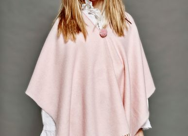 Children's apparel - PONCHO ENFANTS - MAPACHA