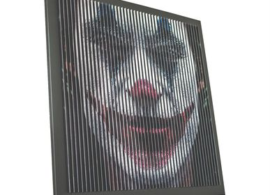 Other wall decoration - WHY SO SERIOUS - APICAL REFORM