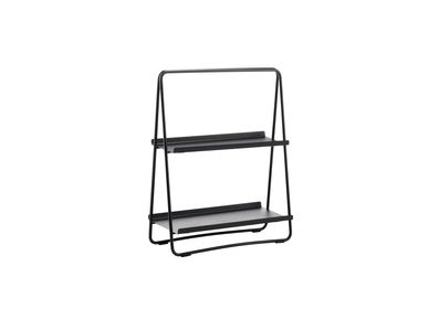 Shelves - Shelf Unit A-Table 58 cm Black - ZONE DENMARK