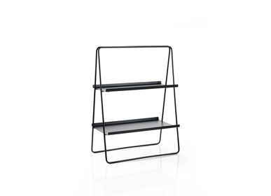 Shelves - Shelving unit Black A-Table - ZONE DENMARK