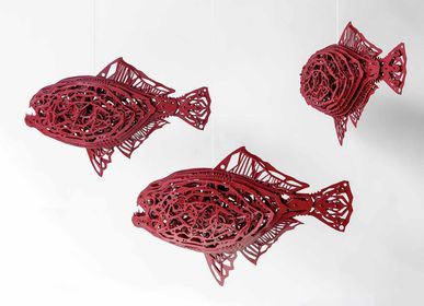 Sculptures, statuettes and miniatures - PIRANHA Sculpture - APICAL REFORM