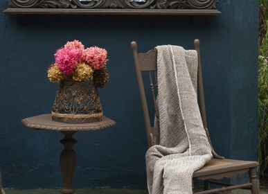 Bed linens - Blanket - Alpaca - LA PAUSA CHATEAU