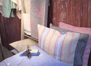 """Bed linens - Bed Linen -""""Oberlausitzer Leinen"""", bed linen produced by HOFFMANN LEINENWEBEREI - HOFFMANN LEINENWEBEREI SEIT 1905"""
