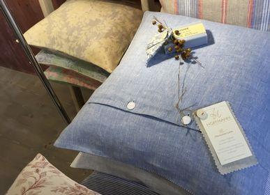 """Bed linens - Bed linen - """"Oberlausitzer Leinen"""", bed linen produced by HOFFMANN LEINENWEBEREI - HOFFMANN LEINENWEBEREI SEIT 1905"""