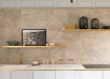 Kitchen splash backs - Wall Cladding Stone Leaf Oslo - STONELEAF