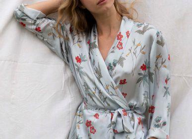 """Homewear - Kimono """"Agathe"""" - LALIDE A PARIS"""