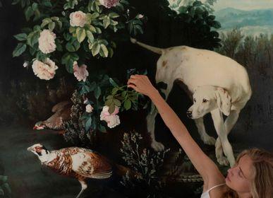 """Homewear - Bas de Pyjama """"Violette"""" - LALIDE A PARIS"""