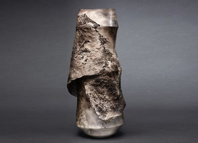 Unique pieces - Aurora Mineralis XXIV  Sculpture - CLAIRE FRECHET