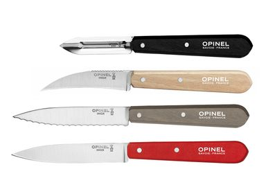 Decorative objects - Les Essentiels kitchen knives - OPINEL