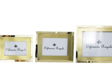Cadres - Picture frame - ORFEVRERIE ROYALE