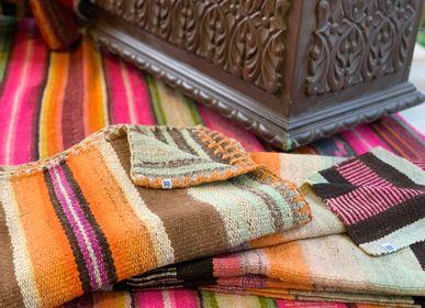 Pièces uniques - Unique Bolivian Rugs - T'RU SUSTAINABLE HANDMADE