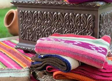 Unique pieces - Unique Bolivian Rugs - T'RU SUSTAINABLE HANDMADE