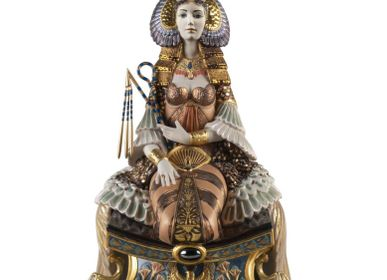 Sculptures, statuettes et miniatures - Cleopatra - Lladró handmade High Porcelain Limited Edition - LLADRÓ
