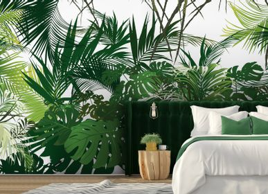 Papiers peints - Papier peint JUNGLE - LGD01 DECOR MURAL SUR MESURE