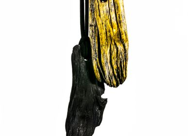 Jewelry - KIMONO-EDA-DAI-KAKU - CHARCOAL ESKIMEÏT